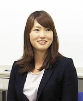 Ms. Yuki Konishi